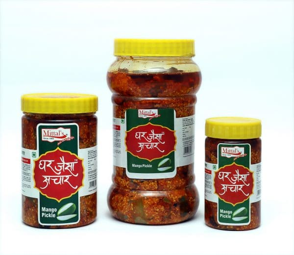 Pickle Gallery Mango Pickle